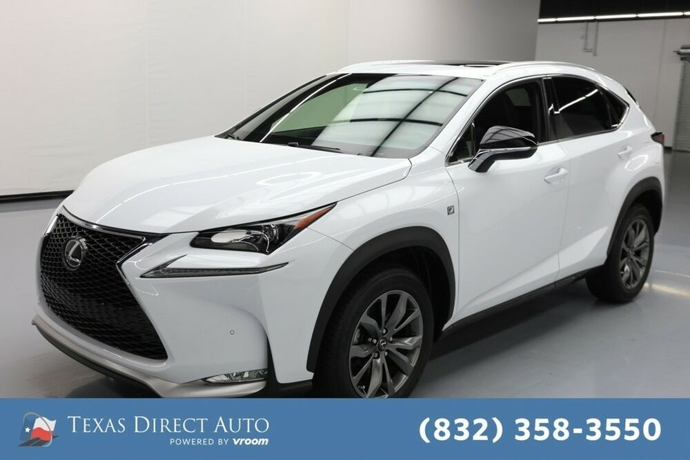 For Sale 2017 Lexus NX F SPORT 4dr Crossover Texas Direct