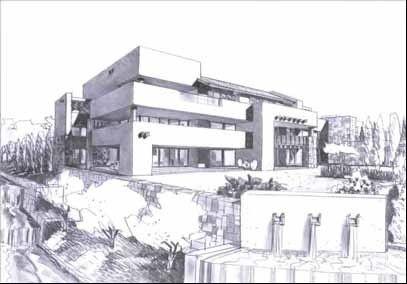 Dibujos De Casas Modernas A Lapiz Buscar Con Google Dibujo