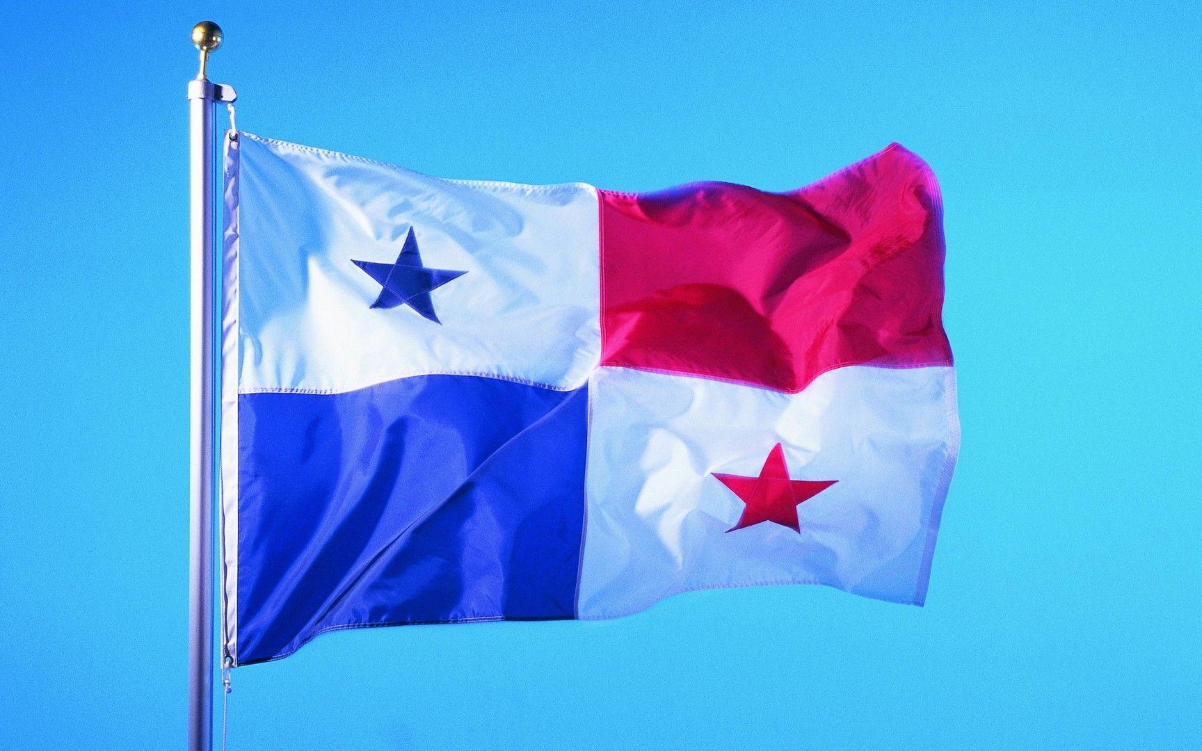 Panama Flag Wallpaper Flags Wallpaper Pinterest Panama And Flags - Panama flag