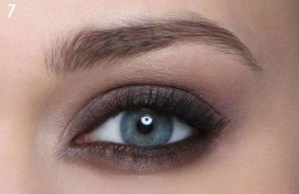 makeup smokey eyes f r blaue augen smoky eyes make up augen und smokey eyes