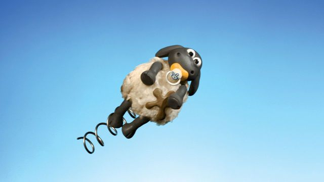 Timmy Shaun The Sheep Wallpaper 2012