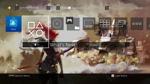 Pin by Top Rated on Best PS4 Themes | Ps4, Playstation, Sony