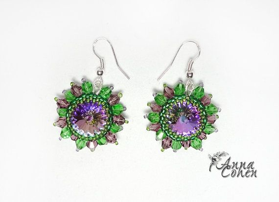 Vitral earrings FREE SHIPPING