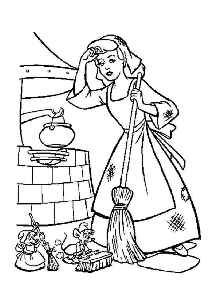 Cinderella mice pesquisa google disney pinterest cinderella