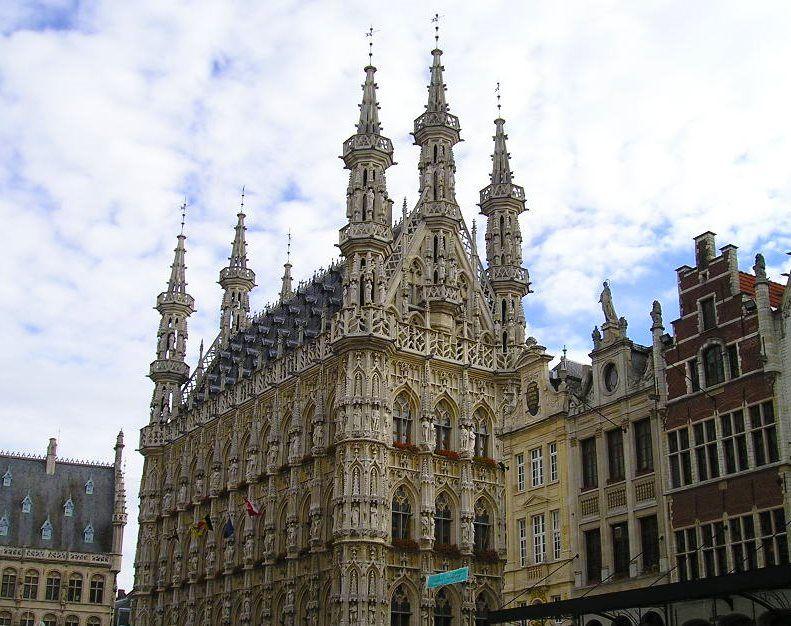 Lovaina. Bélgica.