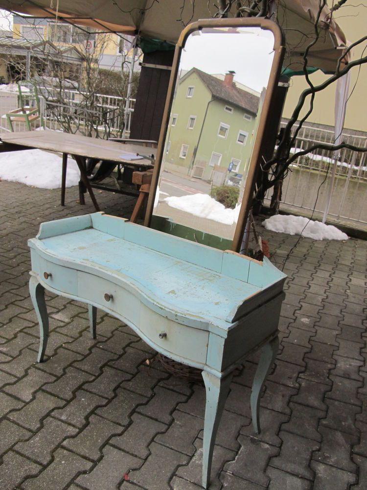 Kommode Vintage Türkis 2021
