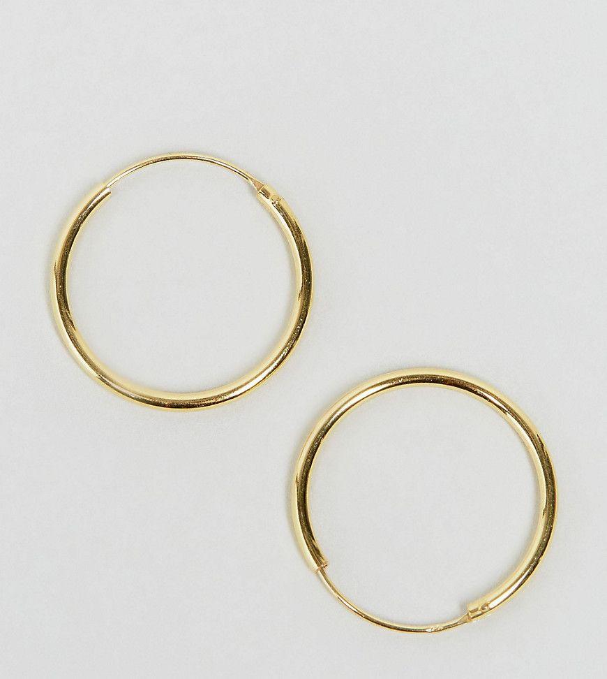 Asos creolen gold