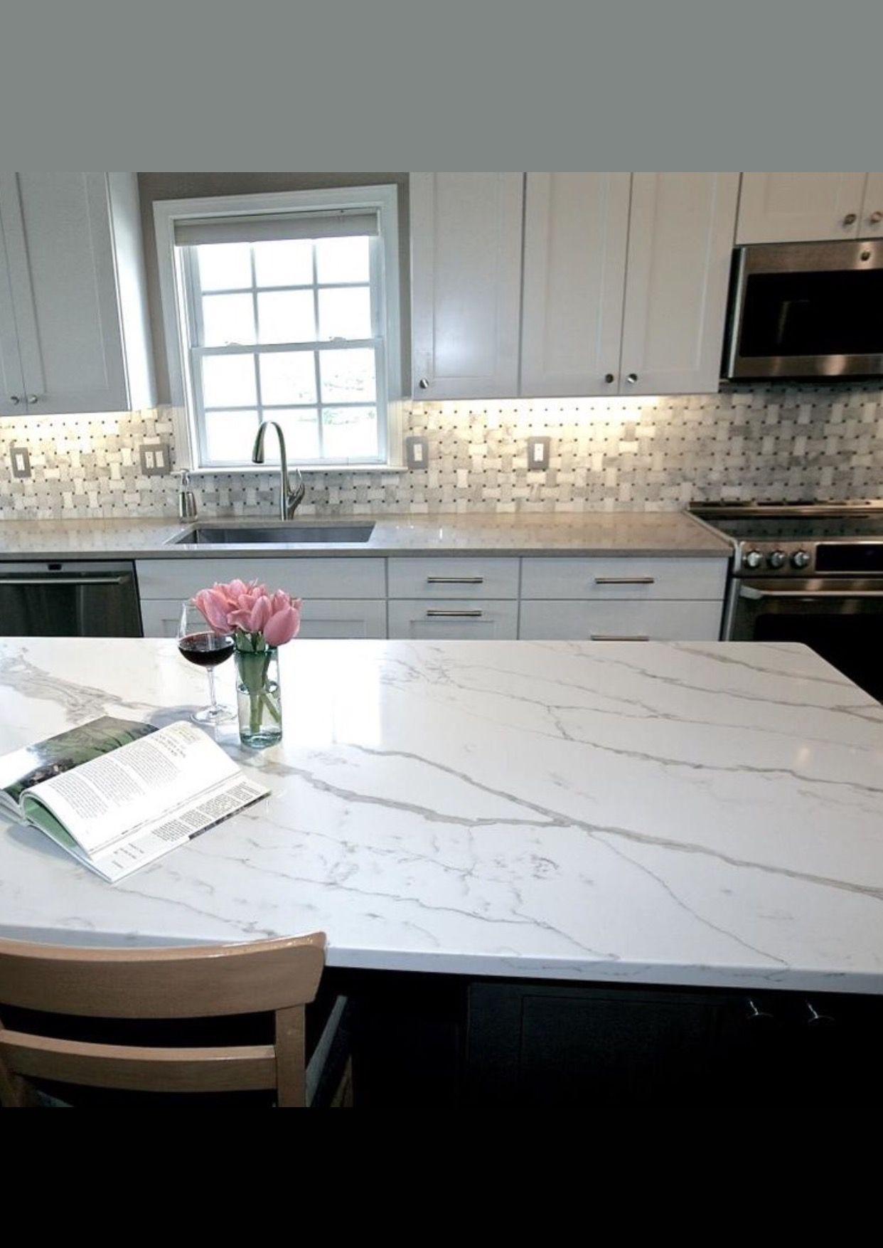 Pin By Polarstone On Marble Look Quartz By Polarstone In