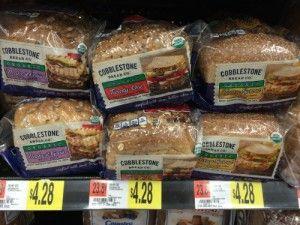 Cobblestone Bread Coupon Walmart Deal Save On Organic
