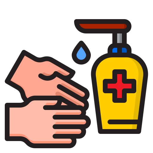 Hand Sanitizer Free Vector Icons Designed By Srip Hand Sanitizer Simple Tattoo Designs Vector Icon Design