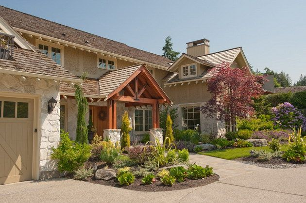 ranch landscaping design ideas Landscaping Ideas For Front Yard