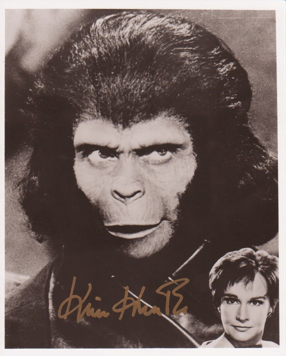 Archives Of The Apes: Autographs Of The Apes