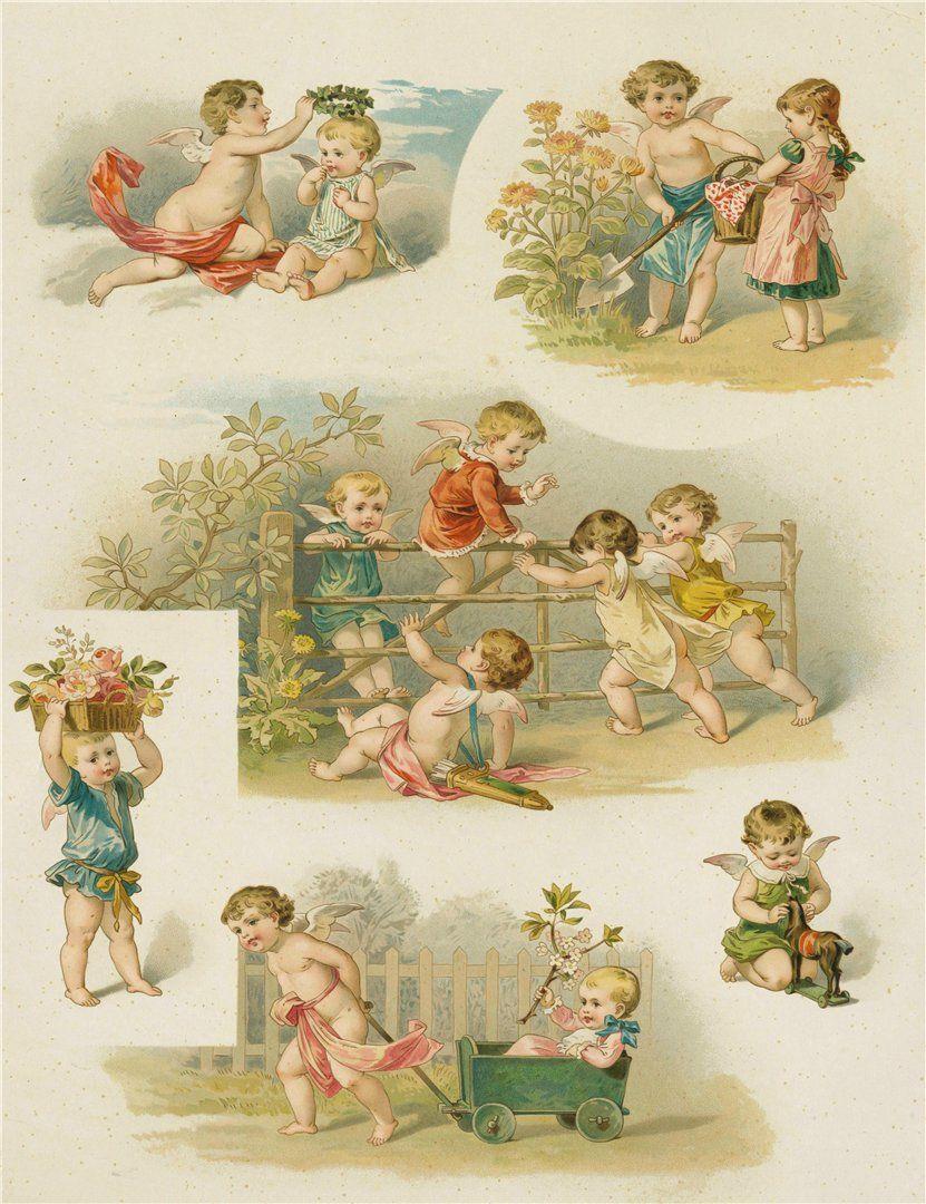 Картинки для декупажа с картинами скидки
