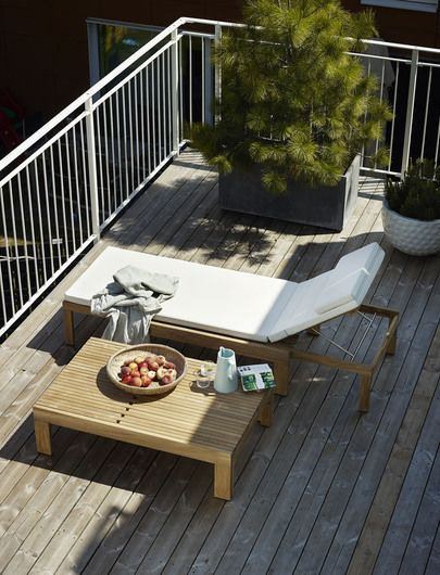 Pt 1701515 03 balcony Pinterest Outdoor lounge and Balconies - lounge gartenmobel outlet