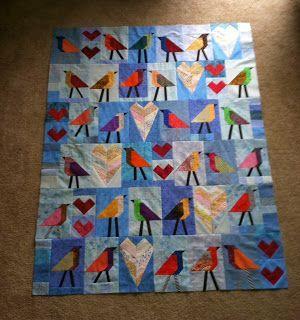 Best 25+ Bird quilt blocks ideas on Pinterest   Bird quilt, Paper ... : quilts with birds - Adamdwight.com