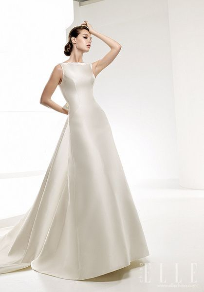 lowest price 3a9a5 654b8 simple elegance for a sophisticated bride (w/o the princess ...