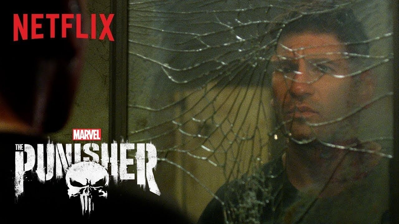 What's Trending On Youtube: The Punisher Trailer + 12 Strong