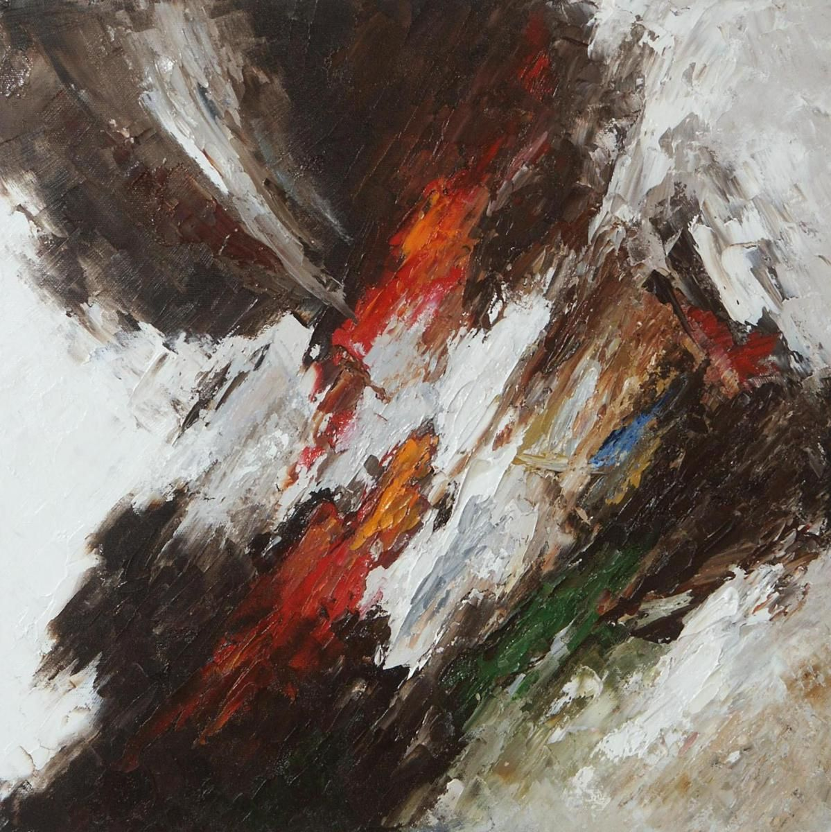 large abstract art paintings view larger image of oil
