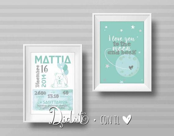 FRÙTTIN poster - creazioni dal cuore per il cuore - DIDUT 15E