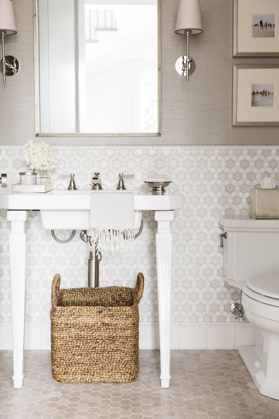 taupe is this year s coolest neutral and these rooms are on home inspirations this year the perfect dream bathrooms diy bathroom ideas id=69869