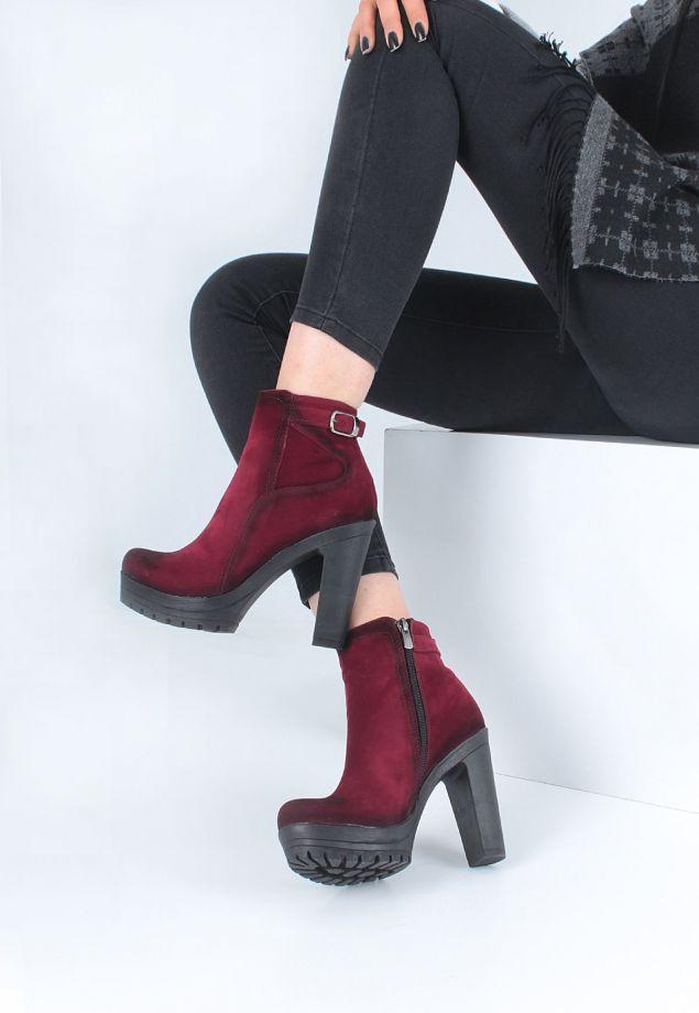 Women Boots Shoes Panosundaki Pin