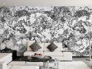Innenarchitektur:Wohnzimmer Schwarz Weis Grau Kleines Wohnzimmer Schwarz Weis  Grau Wohnzimmer Grau Weis Steine Marauders