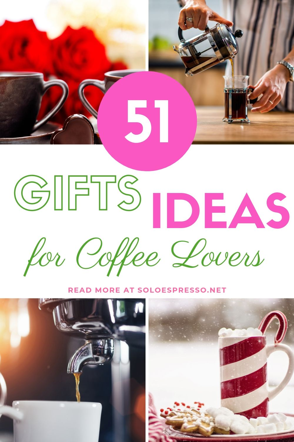 51 Awesome Gifts for Coffee Lovers | Coffee lover gifts ...