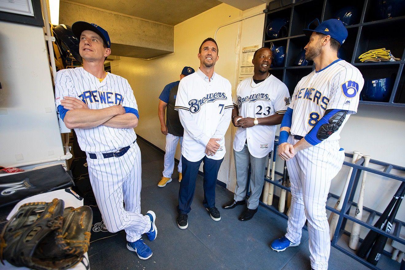 the crew by annie sepanski Ryan braun, Brewers, Braun