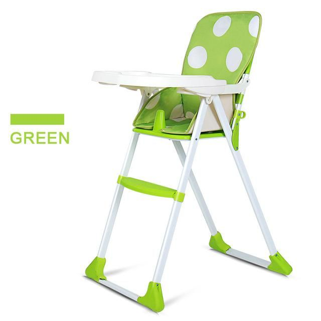 baby eating chair office chairs on sale parent portable dining feeding for infant kids folding high durable health plastic highchair 4 48m cadeira