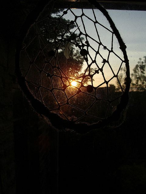Dream catcher by rightee, via Flickr
