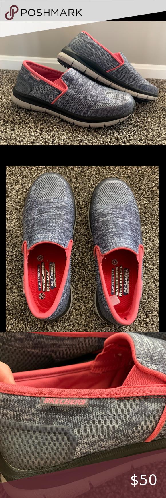 skechers workwear shoes