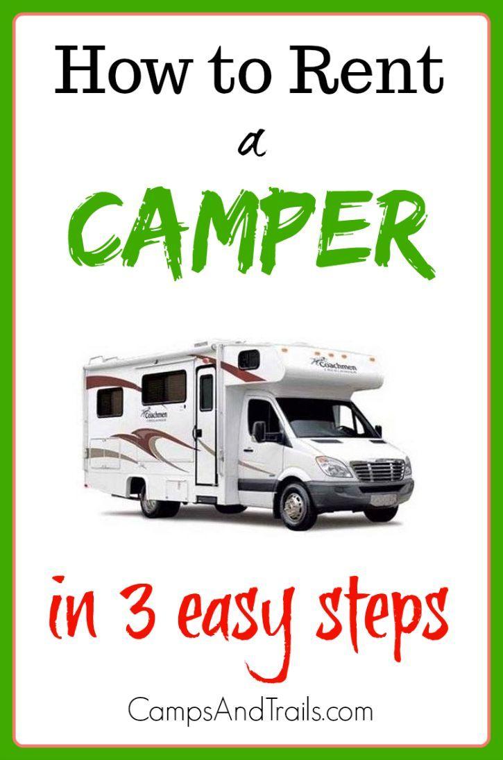 27++ Renting a camper high quality