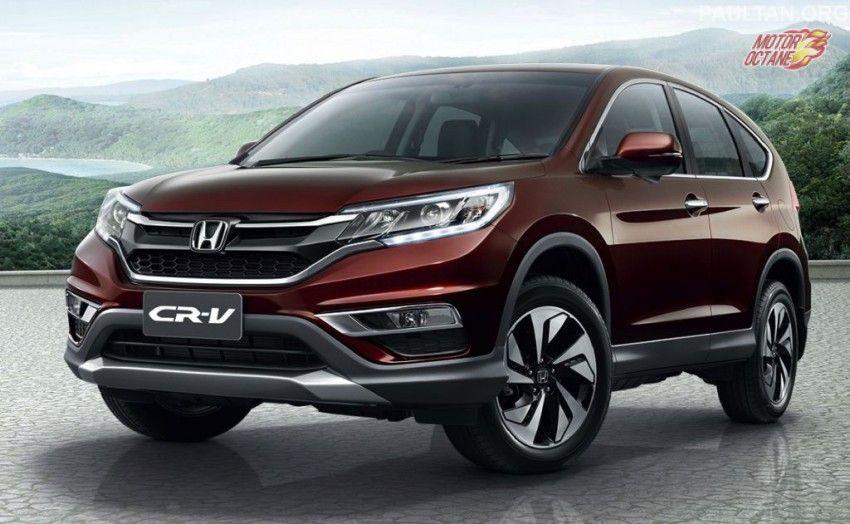 Honda Cr-V facelift revealed- India boundhttp://motoroctane.com/news/8179-honda-cr-v-facelift-revealed-india-bound