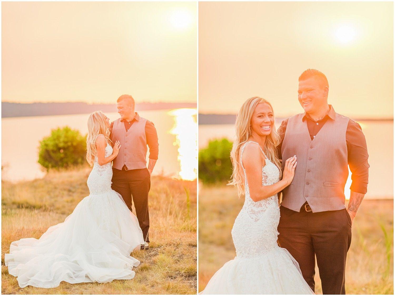 Chambers Bay Intimate Wedding Ulysses Danielle Intimate Wedding Bay Wedding Wedding