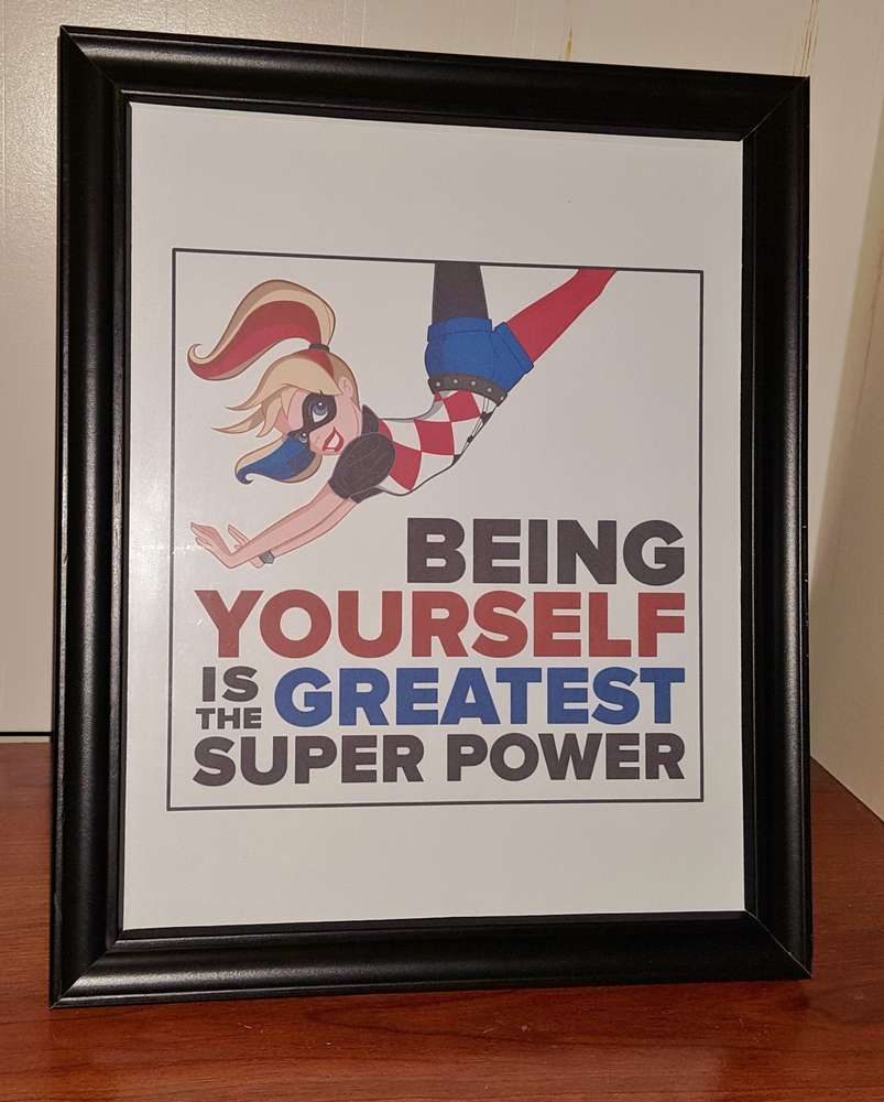 DC Superhero Girls Party Birthday Ideas