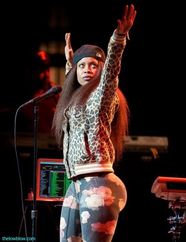 Erykah badu picture naked you talent