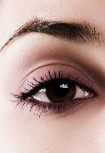 Makijaż Oczu Krok Po Kroku Makijaż Dla Brązowych Oczu Ofeminin