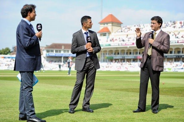 List of commentators for Cricket World cup 2015