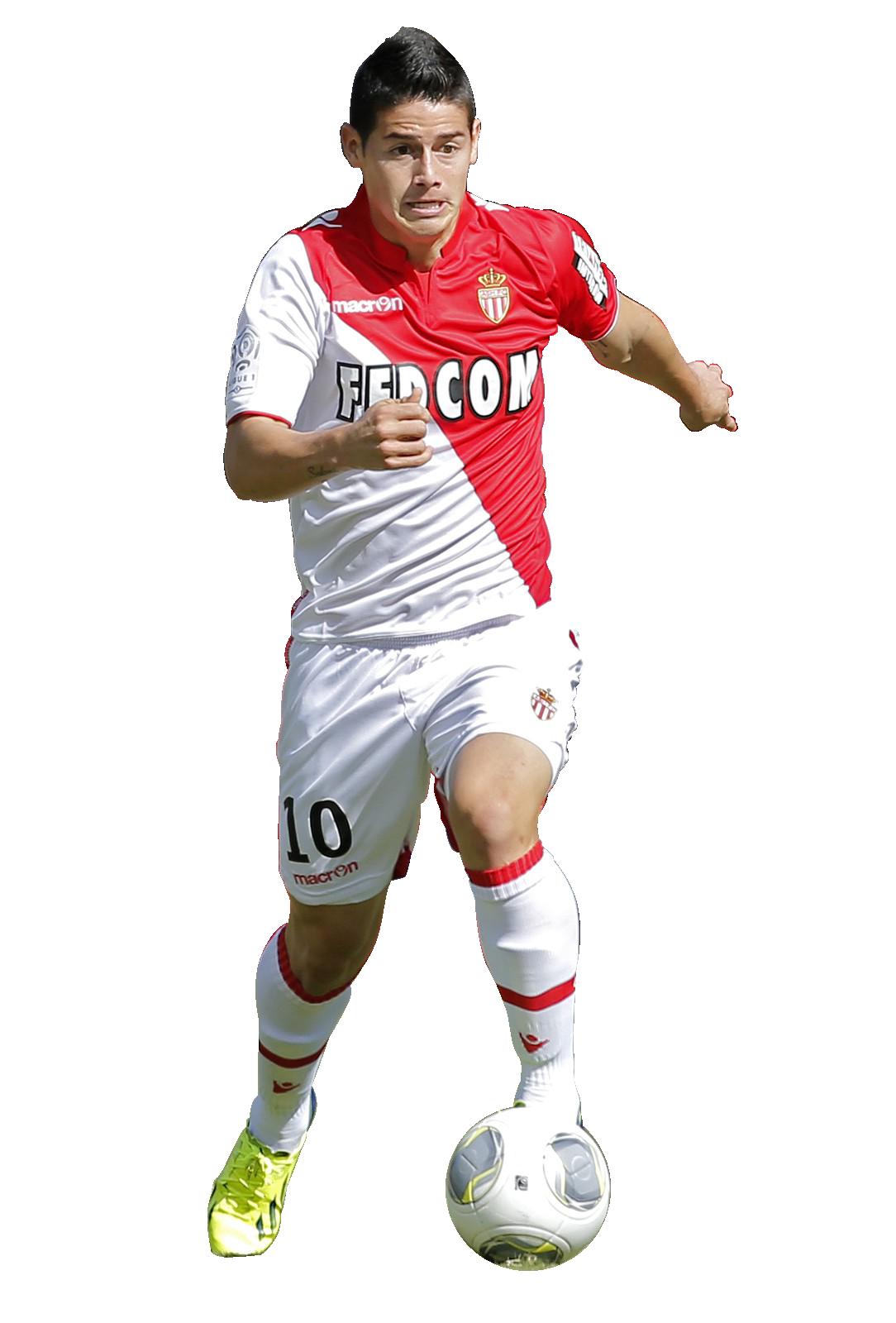 James Rodriguez Of As Monaco James Rodriguez James Rodriguez Colombia As Monaco