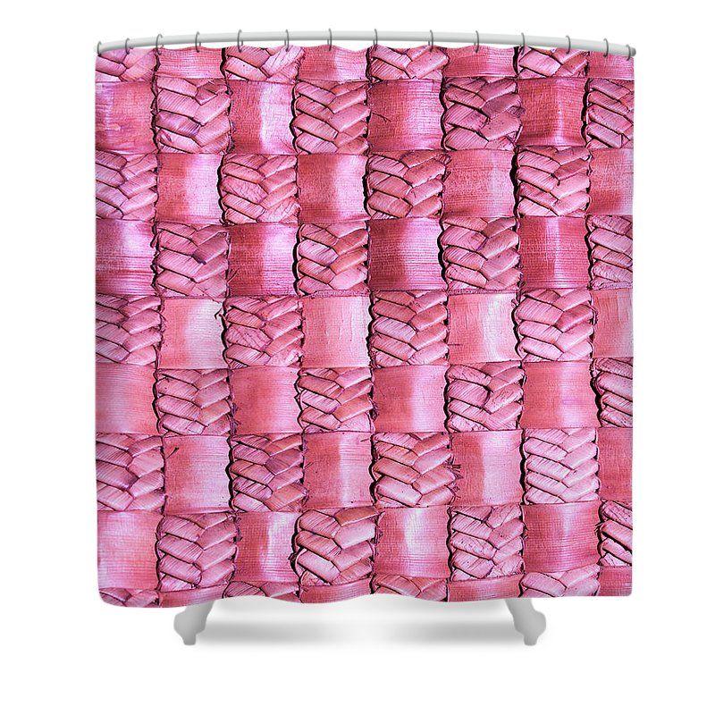 Weaving Flax Watermelon Shower Curtain For Sale By Wairua O Te Moana Acrylic Prints Throw Pillows Curtains For Sale