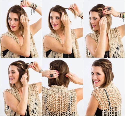 Como Hacer Peinados Para Bodas Estos peinados para bodas que podrs