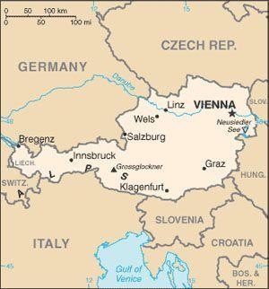 U S Relations With Austria