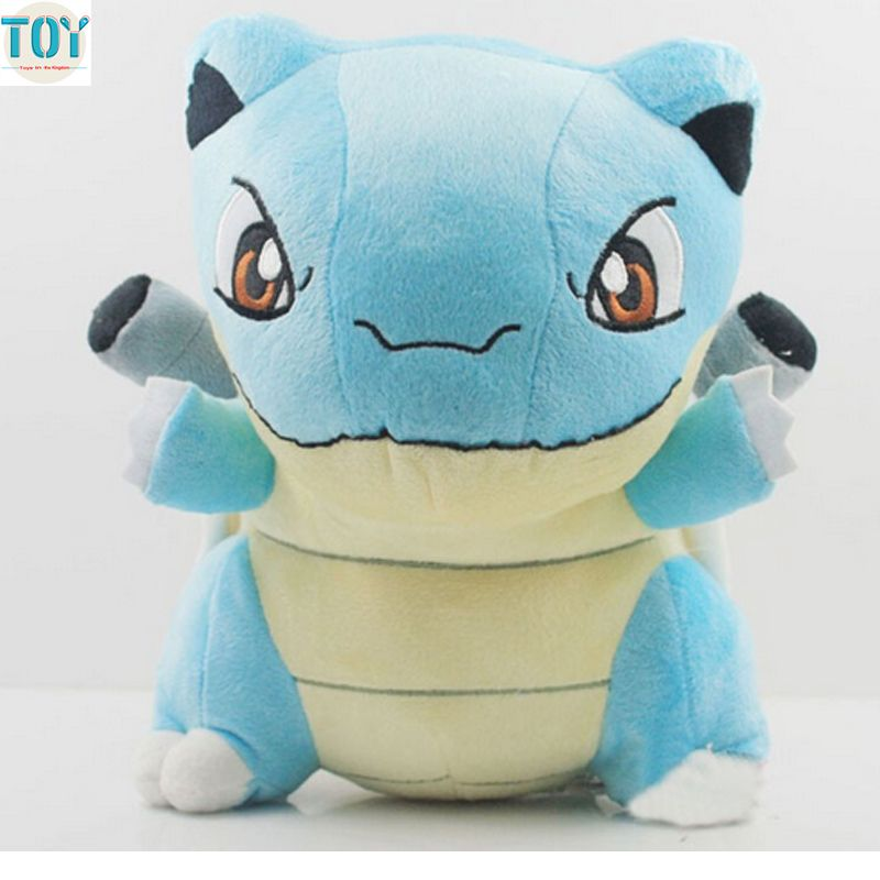 Find More Movies & TV Information about New Blastoise Soft Plush ...