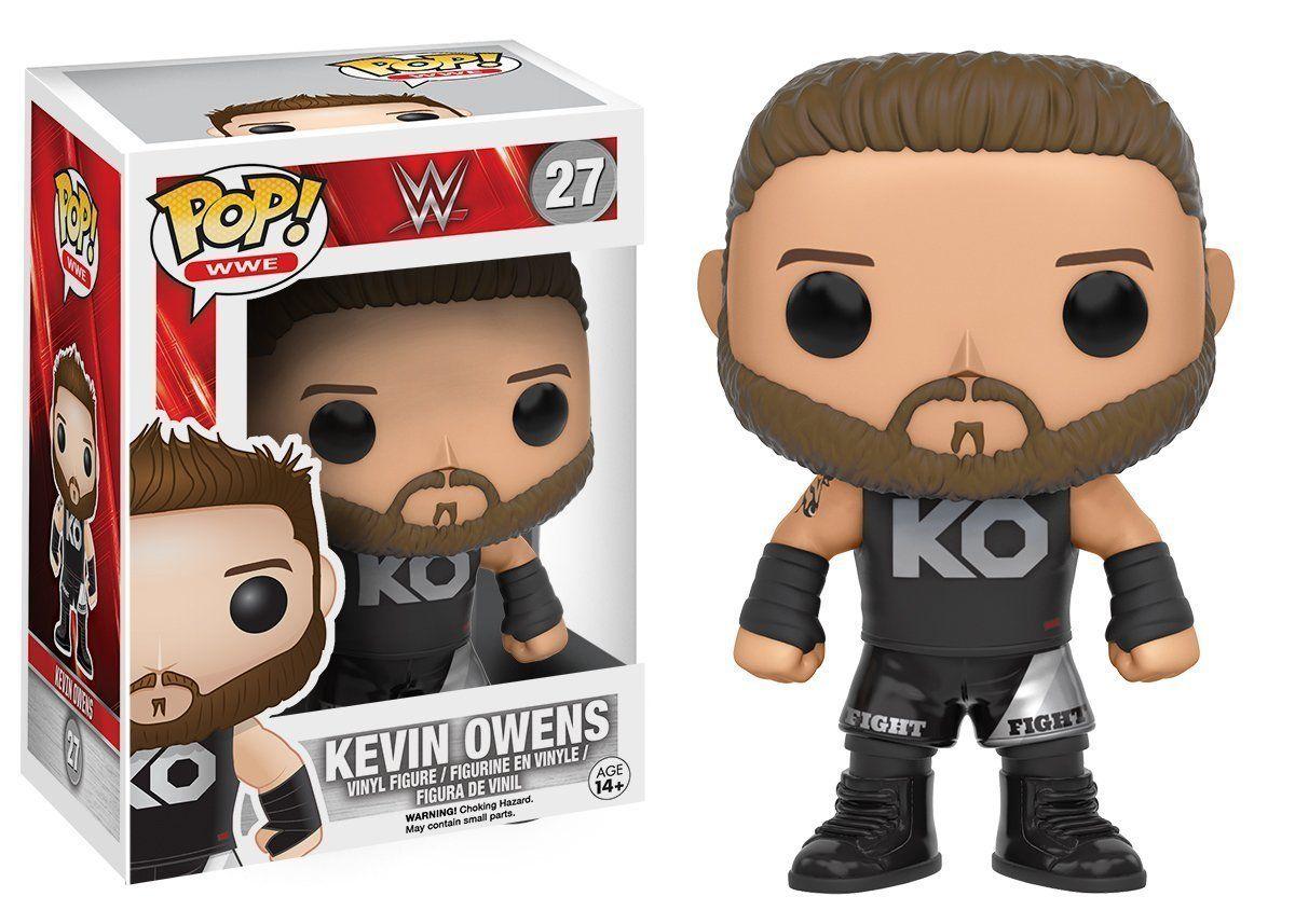 Funko Pop Sports WWE Kevin Owens Vinyl Figure Wwe pop