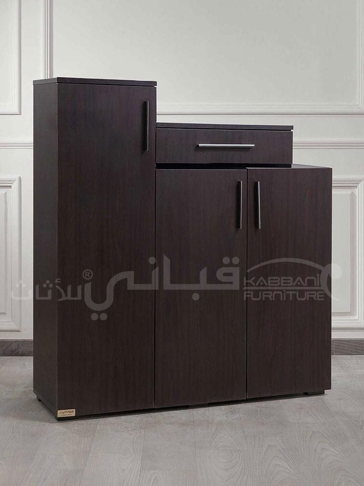 جزامة Shr 1 بني غامق Shoe Cabinet Home Decor Decor