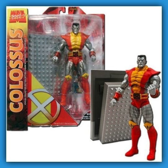 Marvel Select Colossus Action Figure Diamond Select