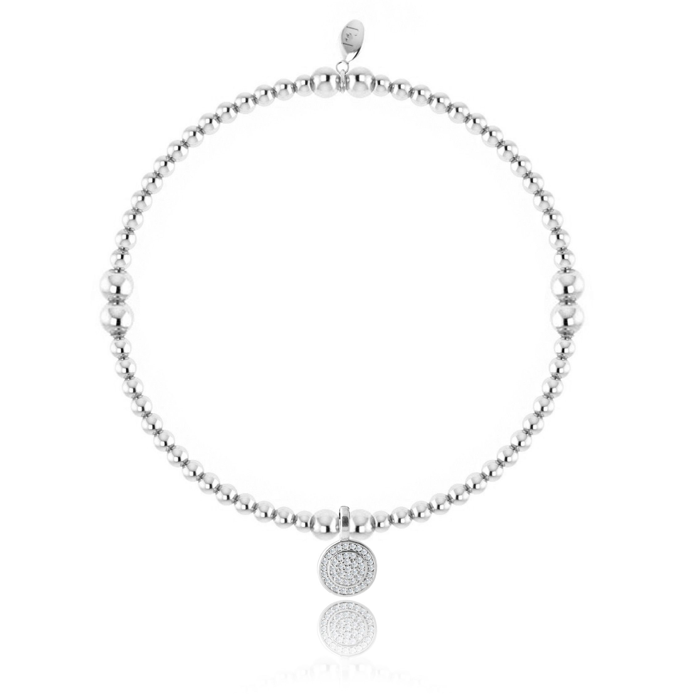theresa apparel plate exotic silver product crystal bracelet with tea