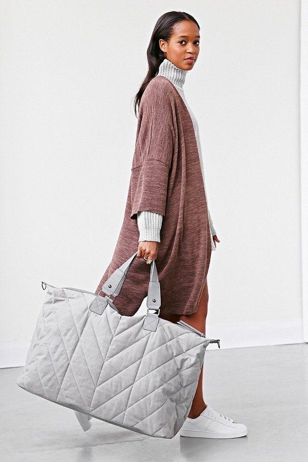 BDG Quilted Weekender Bag | Room for more... | Pinterest ... : quilted weekender bag - Adamdwight.com