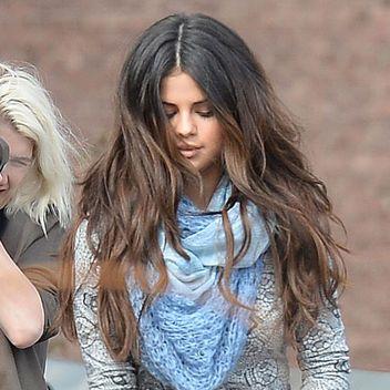 Selena Gomez Ombre Hair Color Selenagomezhaircolorombre ...