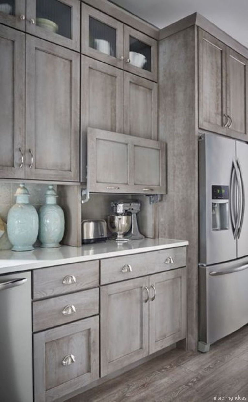 Cool 70 Beautiful Farmhouse Style Kitchen Decor Ideas